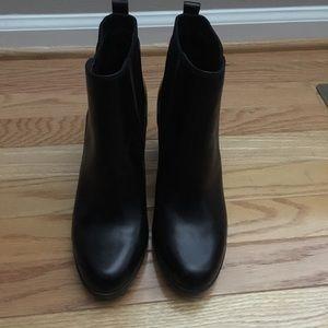 Clark's platform boots